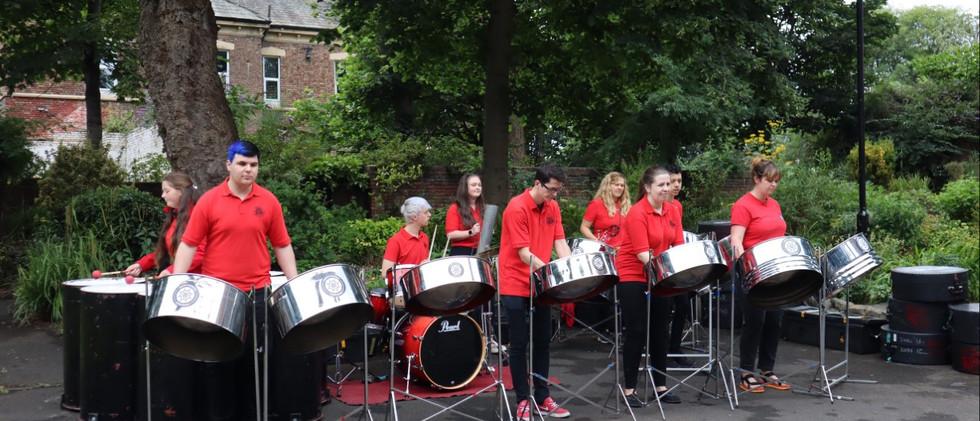 North Tyneside Steel Band
