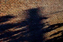 Shadows Inside My Studio, Cherie Redlinger