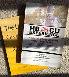 Chris Cathcart's published books