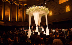 flowers of the world nyc, wedding