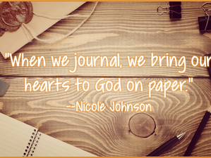 The Journey of Journaling
