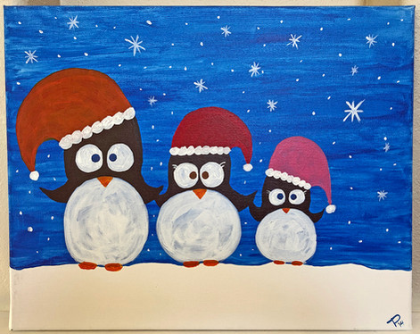 Winter Night Trio