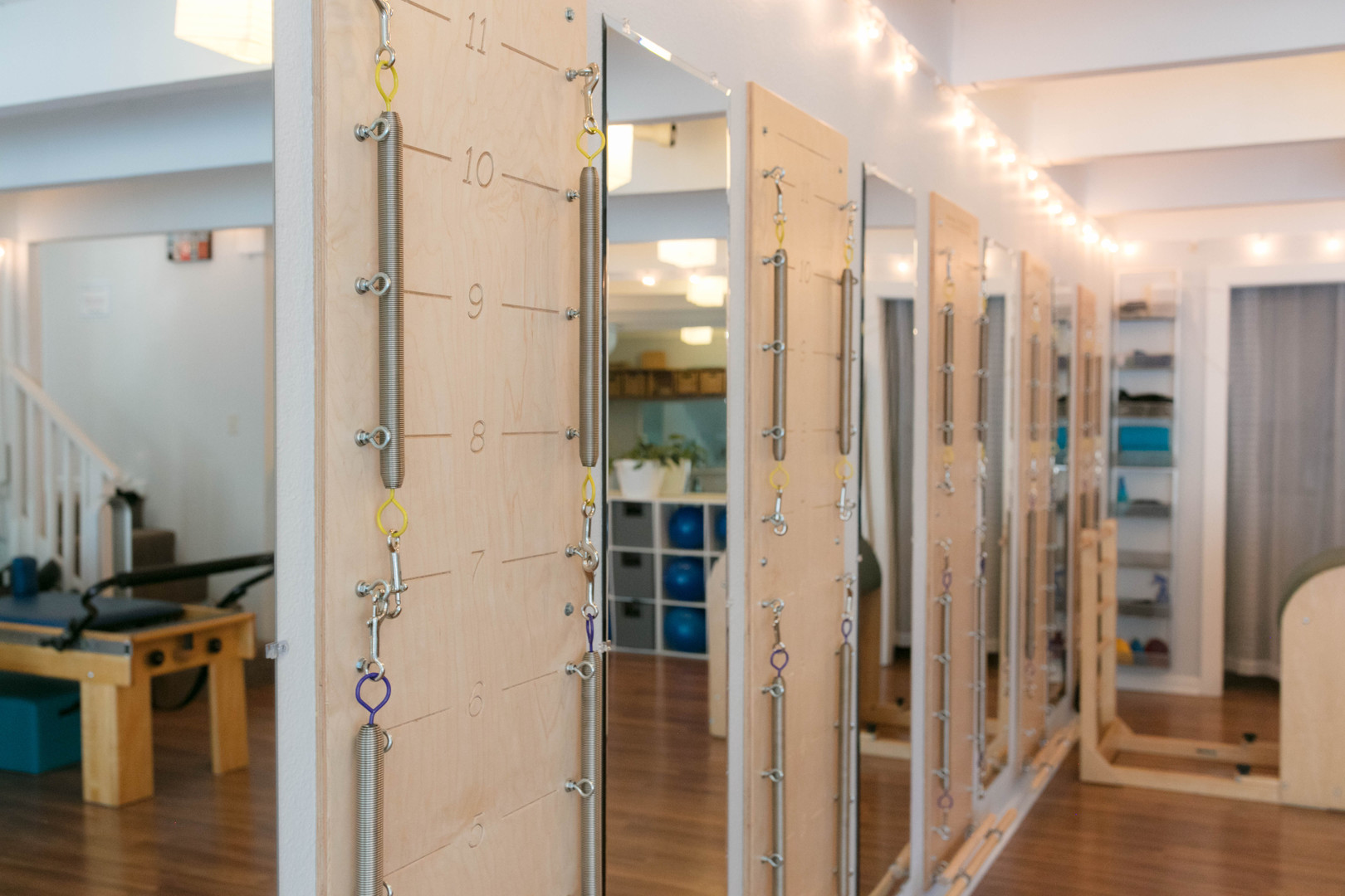 Pilates Springboard studio