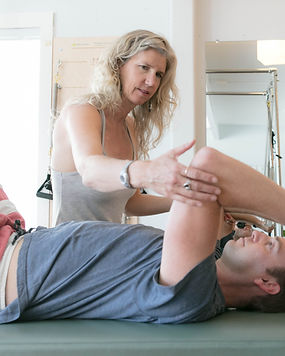Sandy Novembre Pilates Instructor