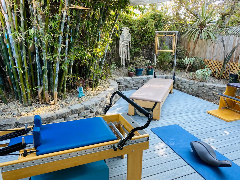 Outdoor Studio near Pleasure Point