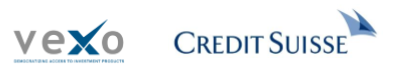 Credit Suisse and Vexo Partner to strengthen Mutual Fund Dealer Product Suite