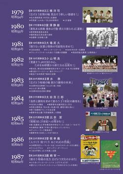 1979年~1987年