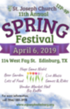 11th Annual Spring Festival - Made with