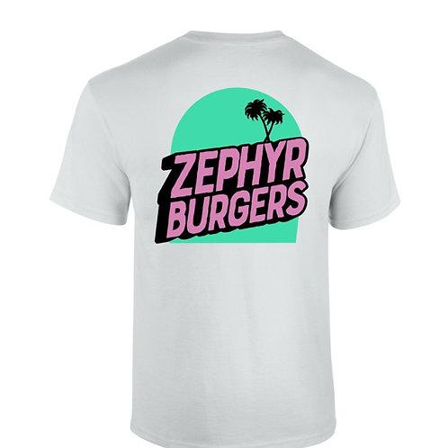 Zephyr T-Shirt - White