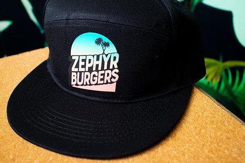 Zephyr Gradient Snapback