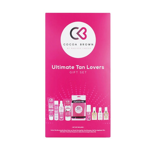 Cocoa Brown Ultimate Tan Lover Gift Box