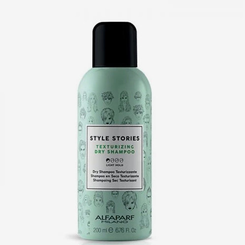 Dry shampoo Style stories