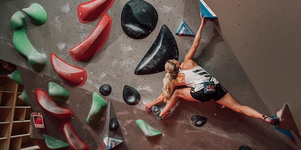 IFSC - Climbing World Cup (B,S) - Salt Lake City (USA) 2021