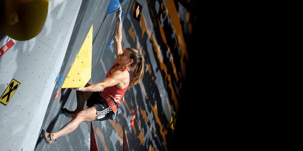 IFSC - Climbing World Cup (B,L) & European Cup (S) - Innsbruck (AUT) 2021