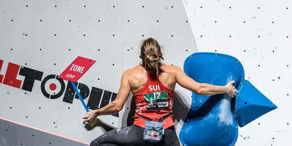 SAC Swiss Climbing Cup (B) - Pratteln (SUI)