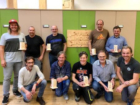 Lehrer der Polytechnischen Schulen bilden sich an der TFBS-Holztechnik weiter!