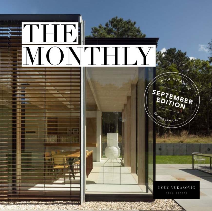 The Monthly September Edition