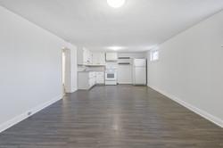 Kitchen/Living (Basement)