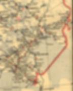 Kartat_1941 Turistin liitekartan osa_vau