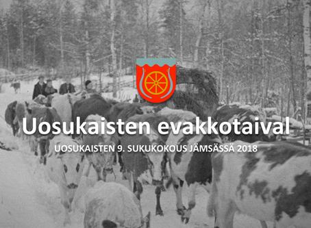 2018 sukukokous Jämsässä