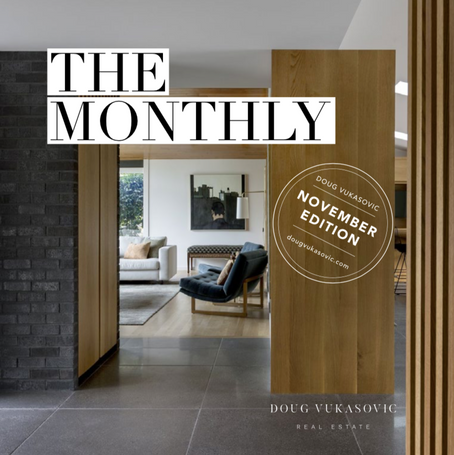 The Monthly November Edition