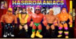 WWF Custom Hasbros | Hasbromaniacs Store