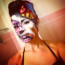 Self Paint - Tristan Eaton