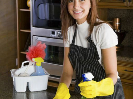 Cleaning Before The House Cleaner Comes?