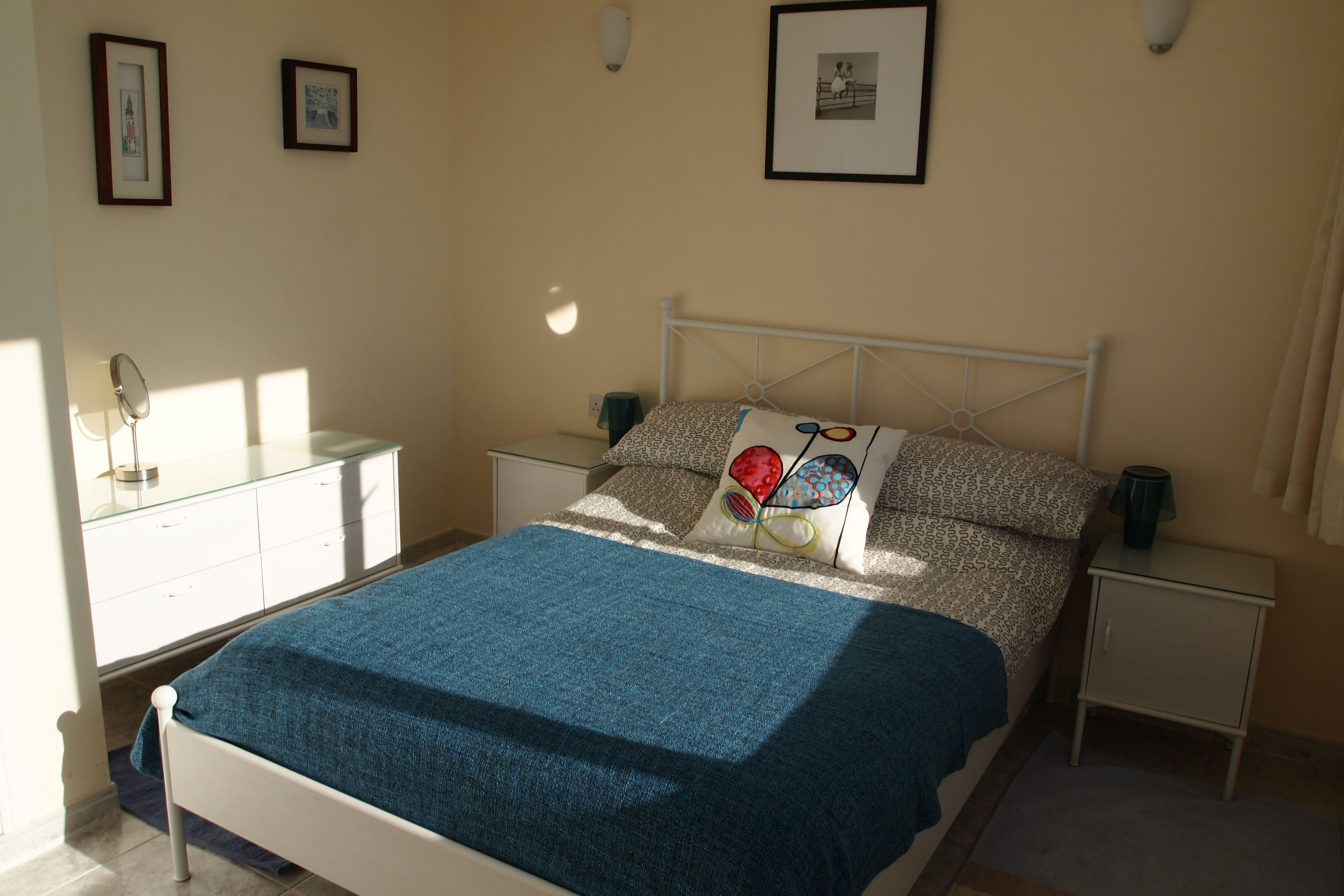 Air Conditioned Double Bedroom