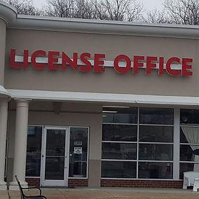 Warrenton License Office