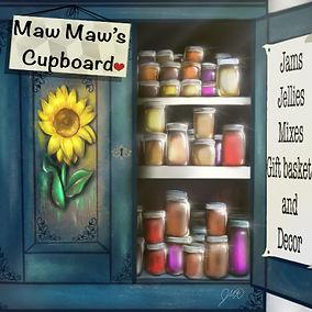 Maw Maw's Cupboard