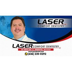 Laser Comfort Dentistry (Dr. Jerry Paz)