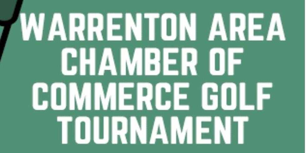 Warrenton Area Chamber of Commerce 34th Annual Golf Tournament