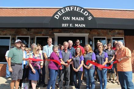 Deerfield's on Main Warrenton Area Chamber of Commerce