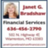 Janet G. Bradshaw Financial Services