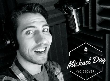 Michael Day Voice Talent