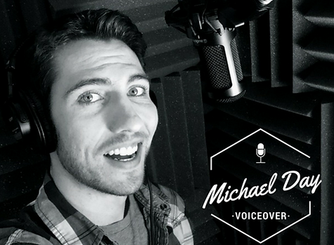 Michael Day Voice Talent