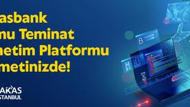 Takasbank Kamu Teminat Yönetim Platformu Devrede