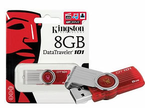 Papelsul - Pen Drive Kingston