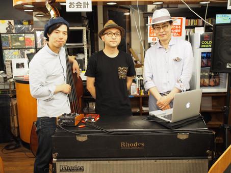 【2nd制作その16】diskunion インストアライブ