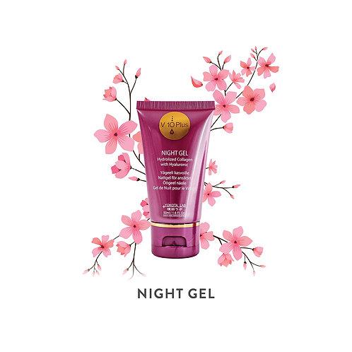 V10 Plus Night Gel