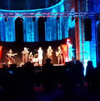 Rastaban en concert