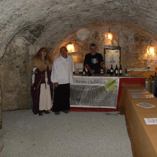 La taverne souterraine