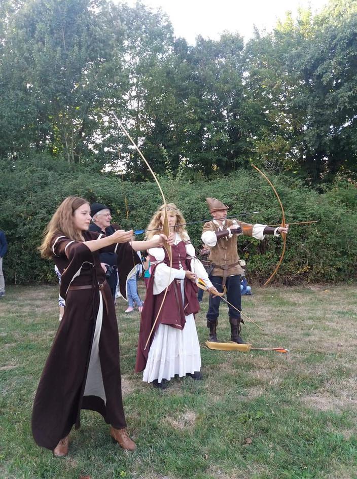 Les archers du Val-de-Scène