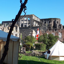 premiers campements