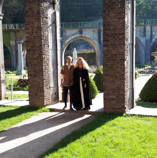 Dame Prune et Jehan le Hardi