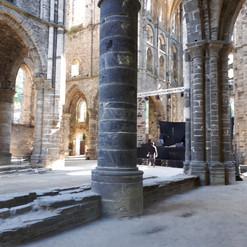 Intérieur abbaye