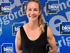 Manon en replay sur France Bleu Périgords