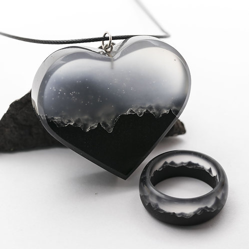 Set Mysterious Heart