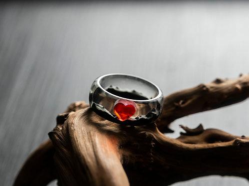 Кольцо Heart